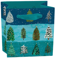 Conifer Tree Mini Gift Bag