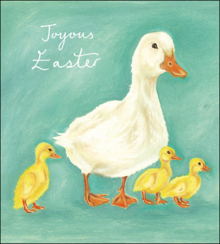 Joyous Easter Ducks Pack of 5 Cards