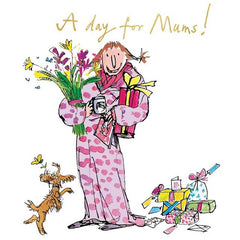 A Day For Mums Mother's Day Card