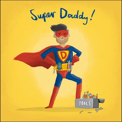 Super Daddy! Card