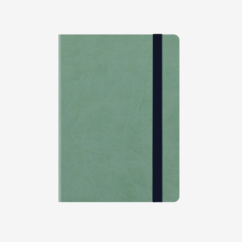 Small Weekly Diary 12 Month 2020 - Vintage Green