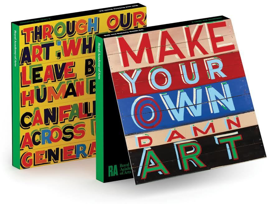 Bob and Roberta Smith Notecard Wallet