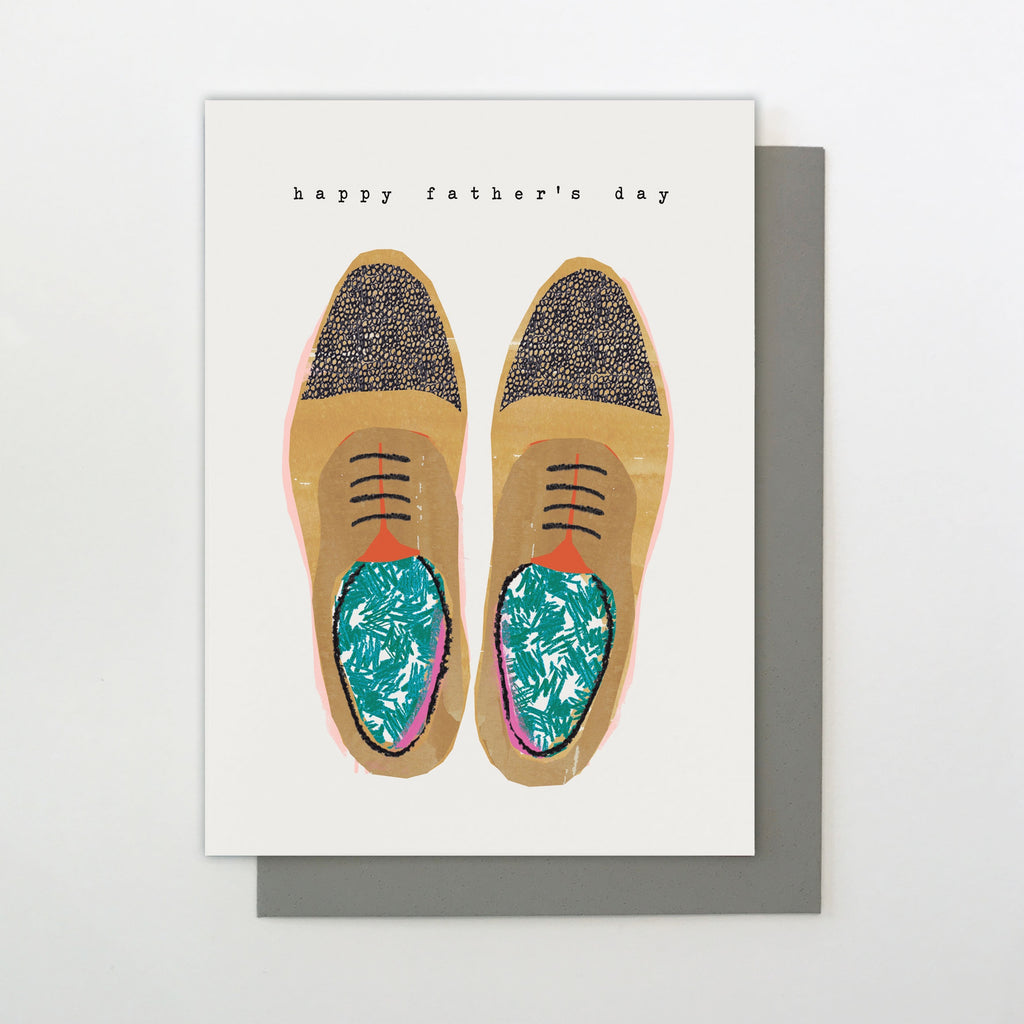 Shoes Father's Day Card
