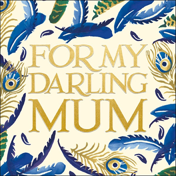 For My Darling Mum by Emma Bridgewater Card