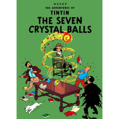 The Seven Crystal Balls Postcard