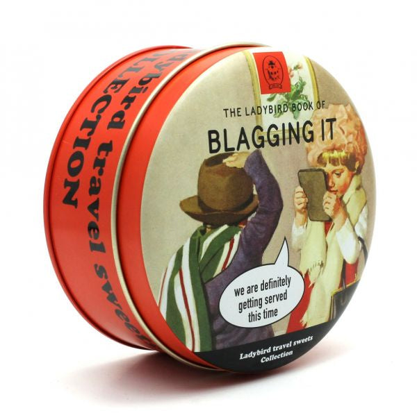 Blagging It Mixed Fruit Drops Travel Tin