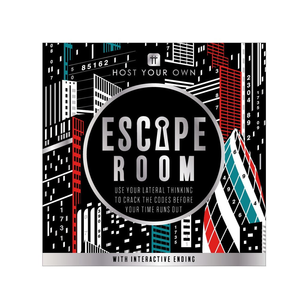 Host Your Own Escape Room London