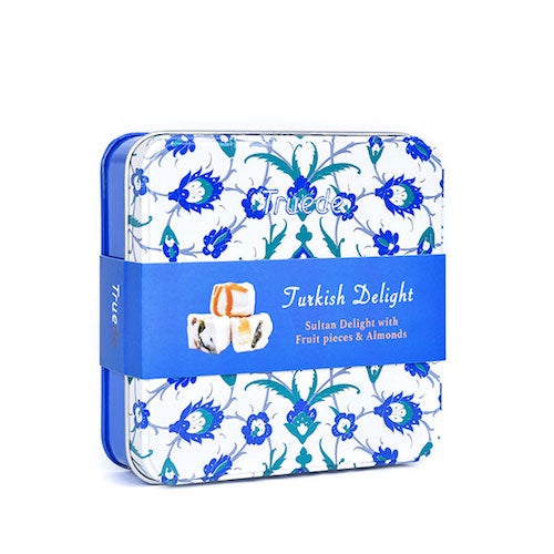Sultan Delight Turkish Delight Tin 125g