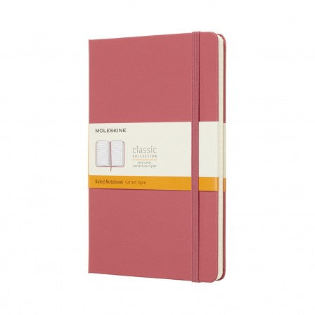 Moleskine Large Ruled Notebook Daisy Pink