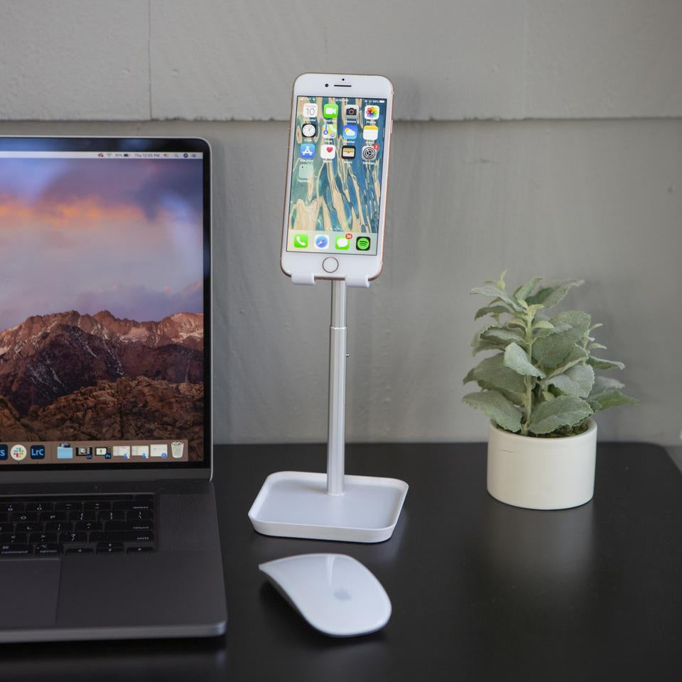 The Perfect Phone Stand White