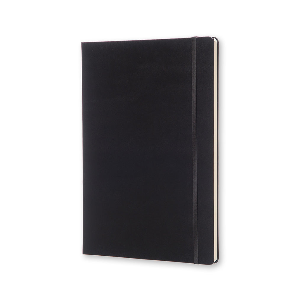 Moleskine Workbook Ruled A4 Hard Black