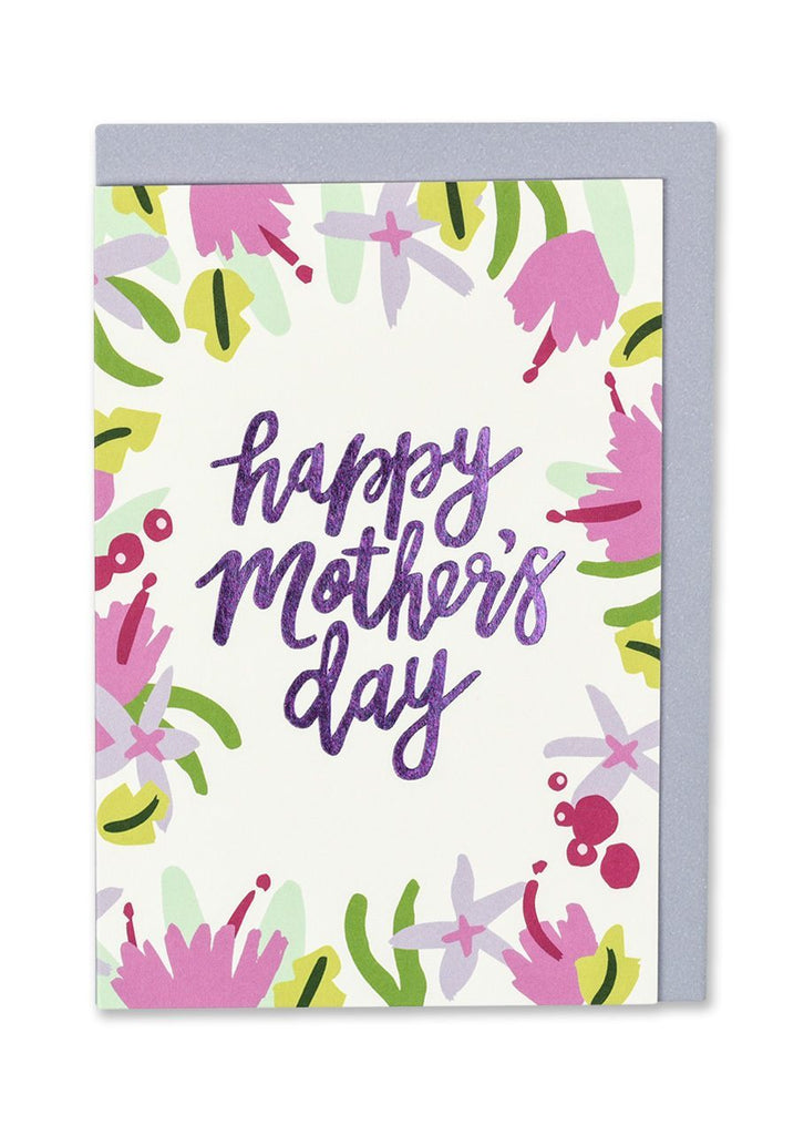 Happy Mother's Day Floralicious Card