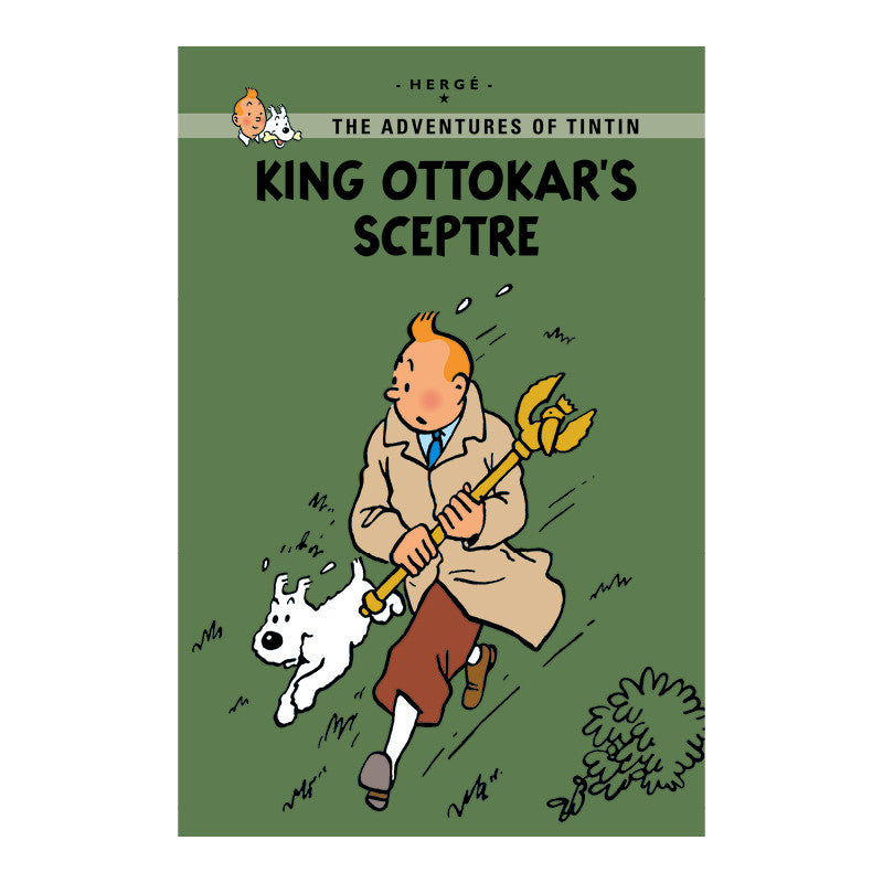 Tintin Young Reader: King Ottokar's Sceptre