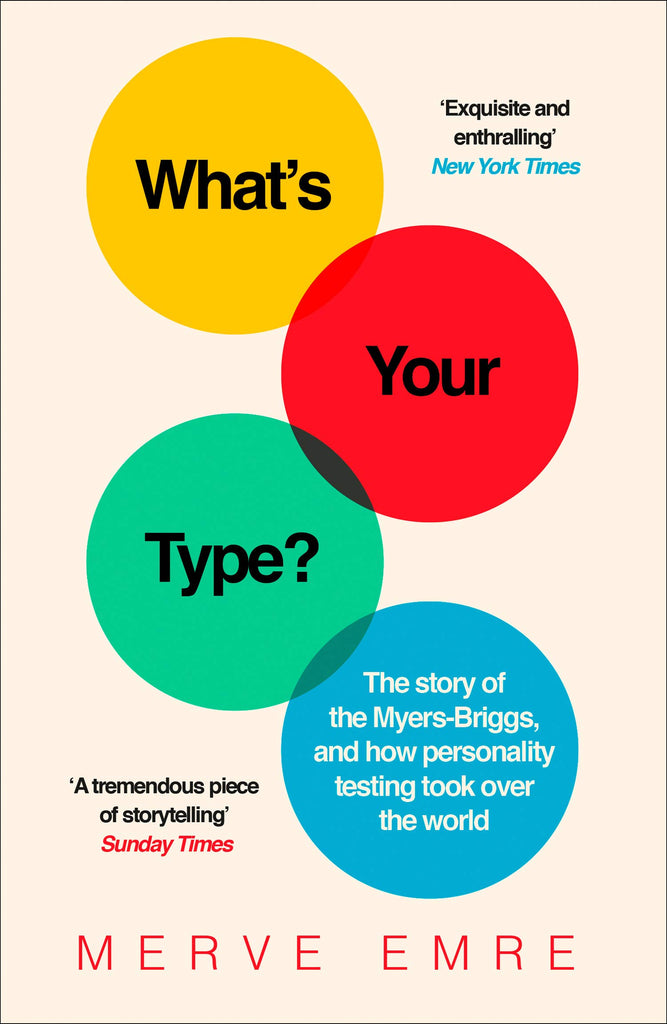 What's Your Type? Story Of Myers-Briggs
