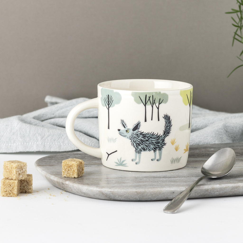 Ceramic Barklife Dog Mug