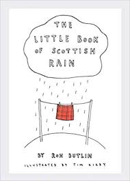 Little Book of Scottish Rain