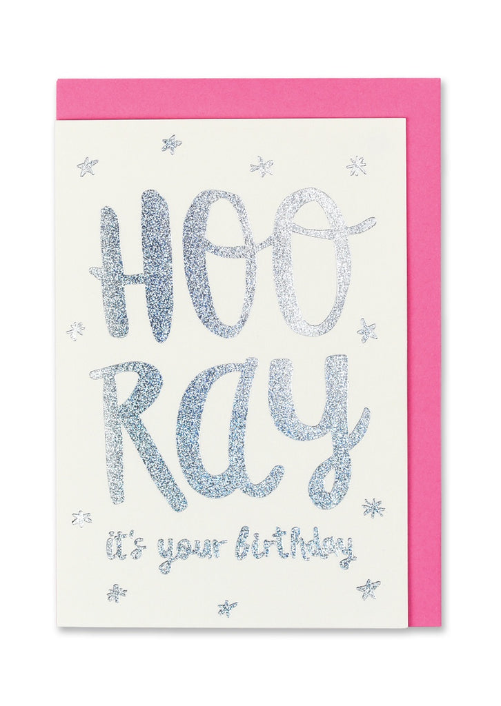 Hoo Ray It's Your Birthday Card