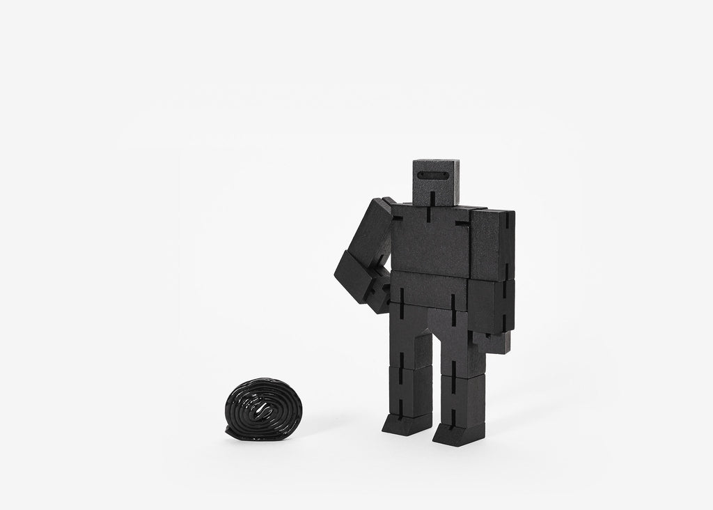 Cubebot Small Black