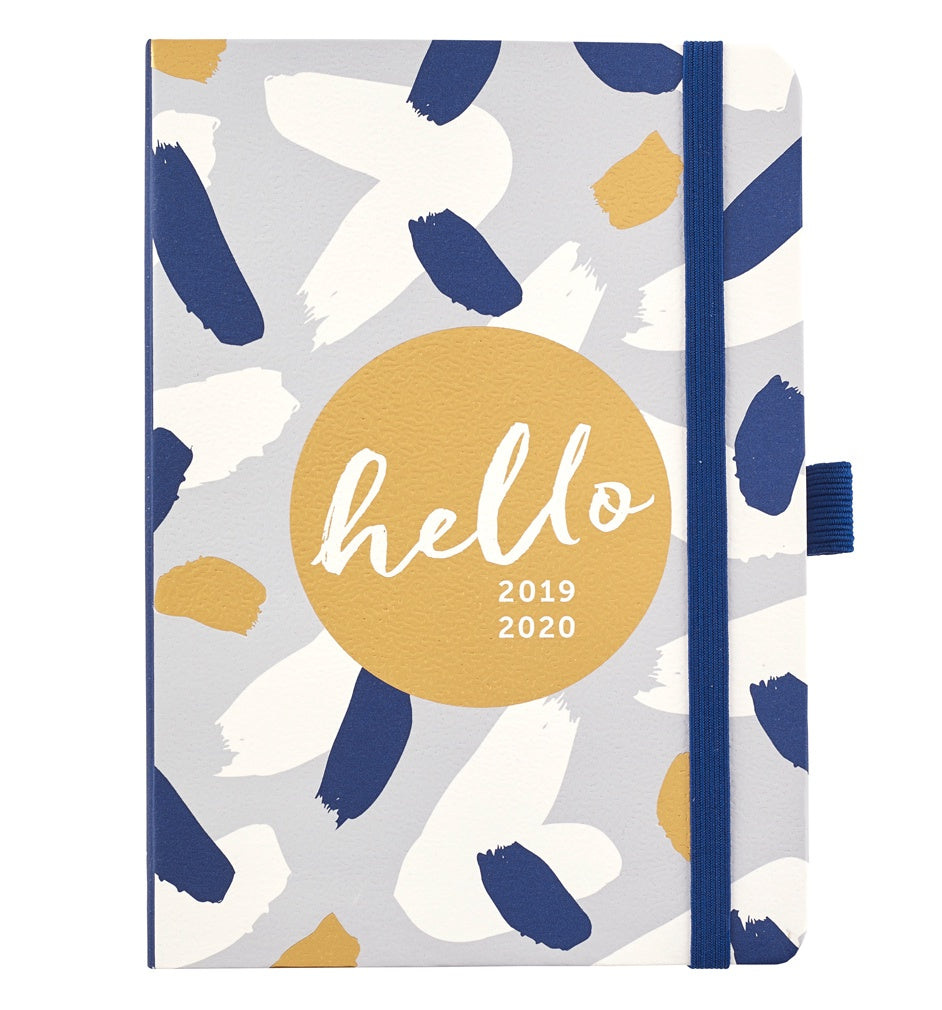 Busy B Mid Year To Do Diary 2019/2020 Navy
