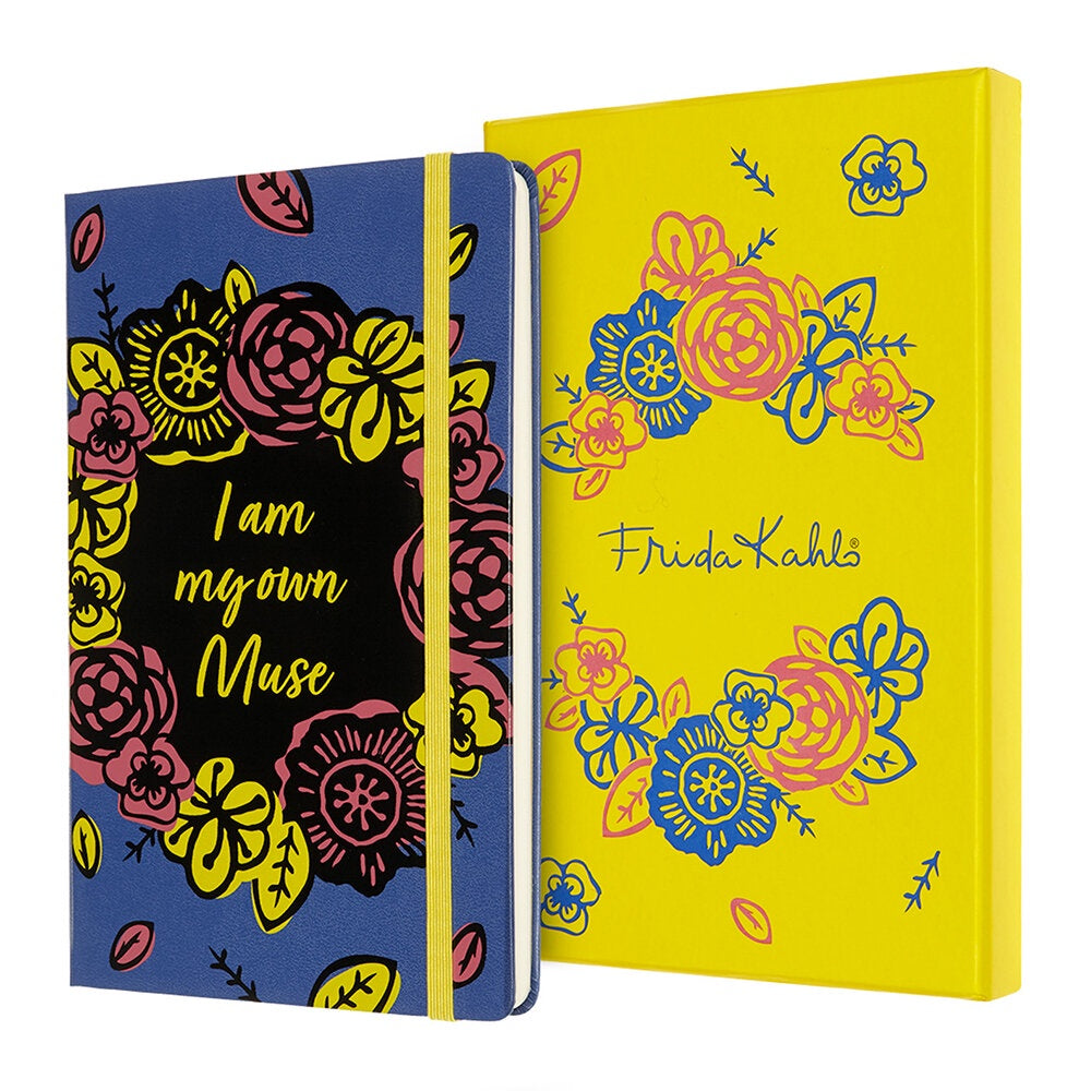 Limited Edition Moleskine Frida Kahlo Boxed Notebook
