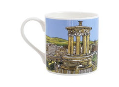Calton Hill in Colour Mug