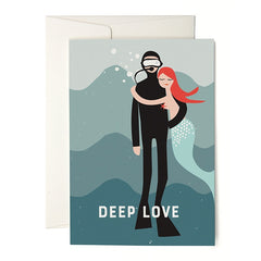 Deep Love Card