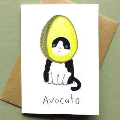 Avocato Card