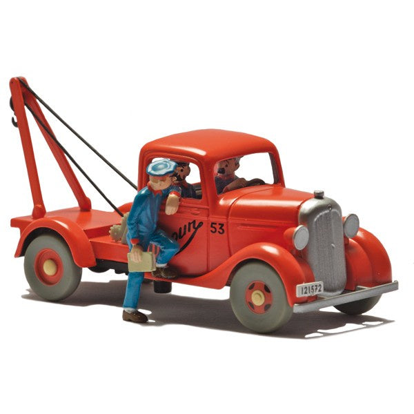 Depanneuse Simoun Tintin Die Cast Model