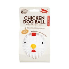 Chicken Dog Toy