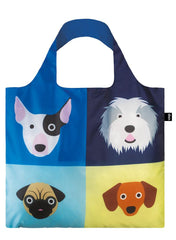 Loqi Dogs Reusable Bag