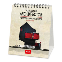 Archidirector 2021 Desk Calendar