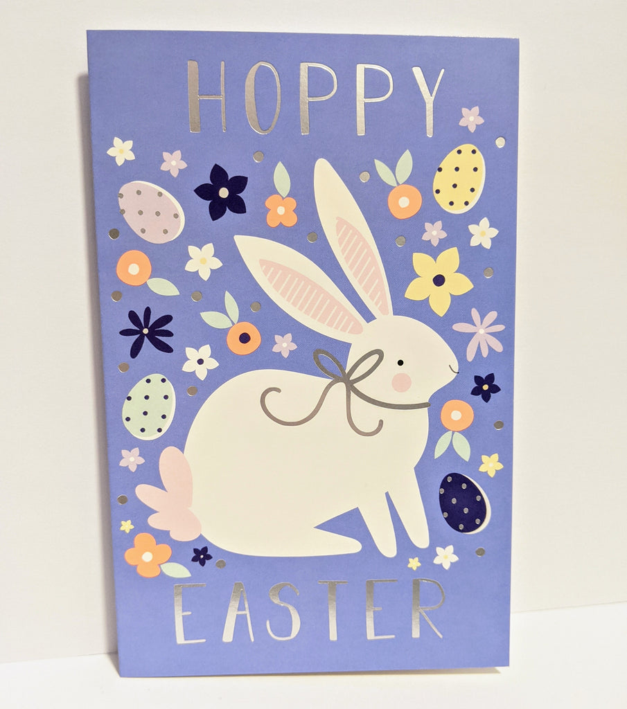 Hoppy Easter Rabbit Pack of 6 Cards