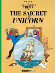 The Saicret a the Unicorn Softcover Book
