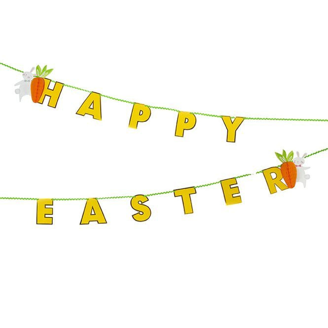 The Great Egg Hunt 'Happy Easter' Bunting