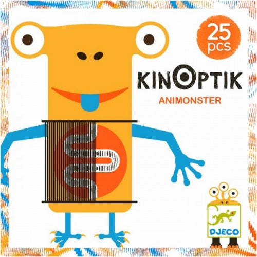 Kinoptik Animonsters