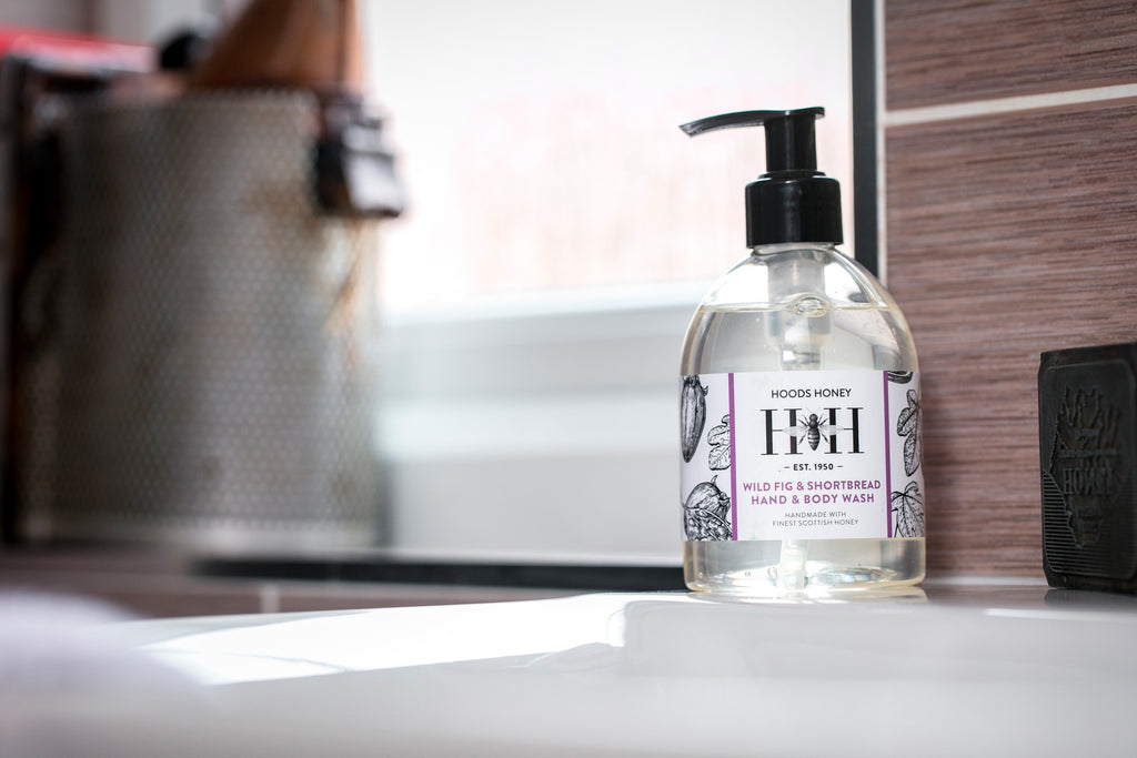Wild Fig and Shortbread Hand and Body Wash