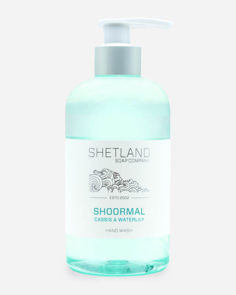 Shoormal Cassis & Waterlily Hand Wash