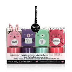 Oh K! Nail Colour Kit Scented