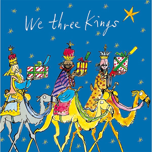 Three Kings Charity Card Pack