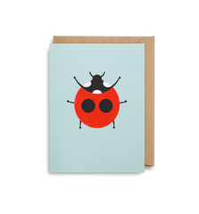 Ladybird Mini Card