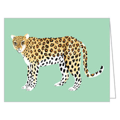 Big Cats QuickNotes Notecard Box