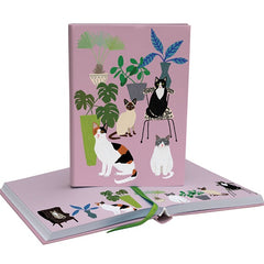 Cat Palais Softback Journal