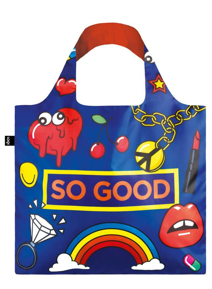 Loqi Pop So Good Reusable Bag