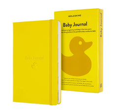 Moleskine Passion Baby Journal Yellow