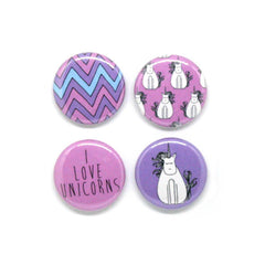 Unicorn Badges