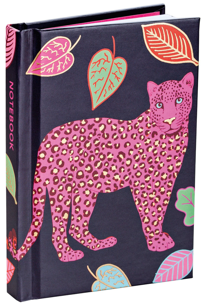 Luxe Leopards Mini Notebook