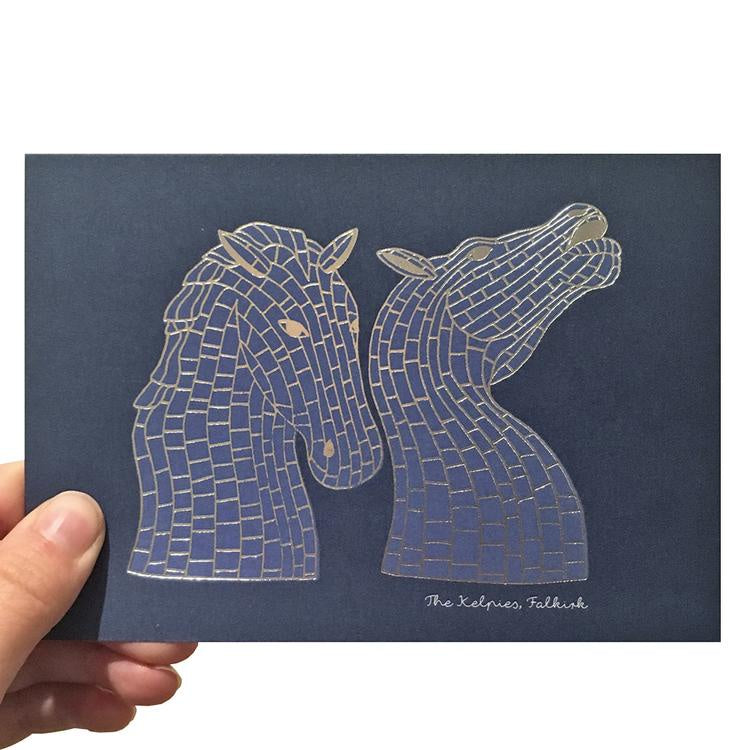 Kelpies Card