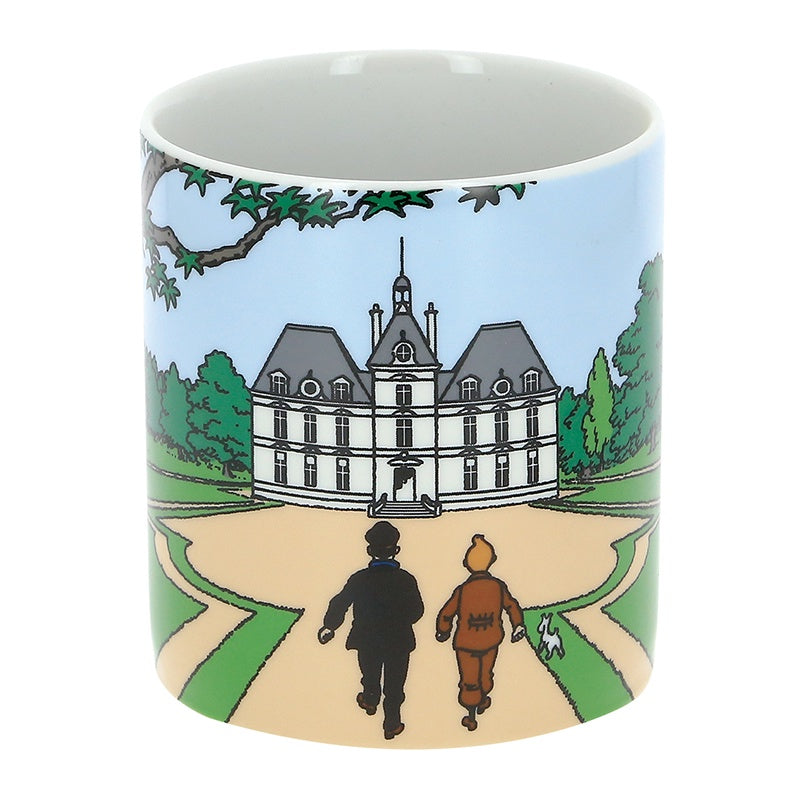 Tintin Marlinspike Hall Mug