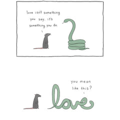 Love Card by Liz Climo