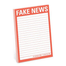 Fake News Great Big Sticky Note